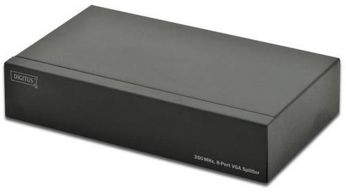 VGA SPLITTER 350 MHZ 1 COMPUTER - 8 MONITOR