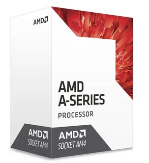 AMD CPU BRISTOL RIDGE A6-9500 2 CORE 3,50GHZ 1MB CACHE AM4 65W RADEON R5