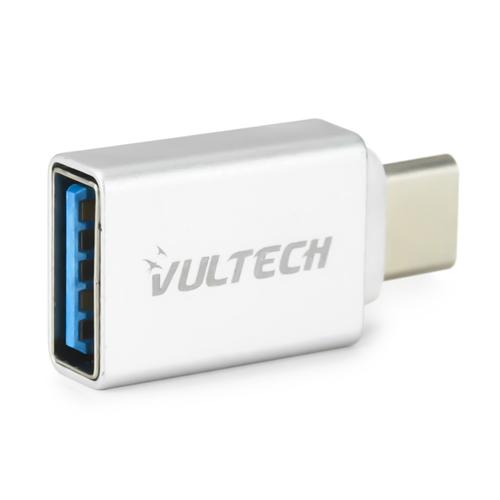 VULTECH ADATTATORE ADP-02 USB 3.0 TO TYPE C - ALLUMINIO
