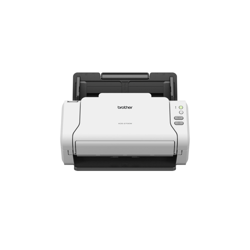 BROTHER SCANNER DOCUMENTALE ADS-2700W 35PPM/70IPM 1200DPI ADF 50FF USB/ETH/WIFI