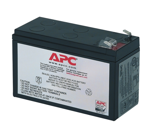 APC APC REPLACEMENT BATTERY CARTRIDGE  106