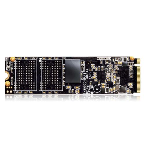 ADATA SSD GAMING XPG SX6000 256GB M.2 PCIE GEN3X2 TLC 3D NAND NVME 1.2 QUALIFIED