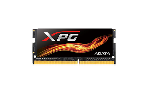 ADATA RAM GAMING XPG FLAME SODIMM DDR4 2400MHZ CL16 16GB BLACK