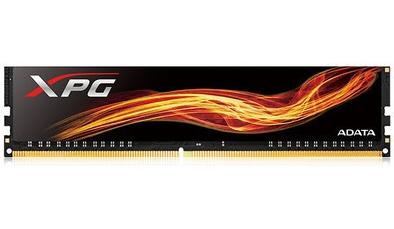 ADATA RAM GAMING XPG FLAME DIMM DDR4 2400MHZ CL16 8GB BLACK