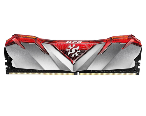 ADATA RAM GAMING XPG GAMMIX D30 DDR4 3000MHZ CL16-20-20 8GB RED