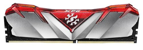 ADATA RAM GAMING XPG GAMMIX D30 DDR4 3200MHZ CL16 8GB RED EDITION