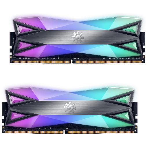 ADATA RAM GAMING XPG SPECTRIX D60G DDR4 3200MHZ CL16 16GB RGB 2X8GB