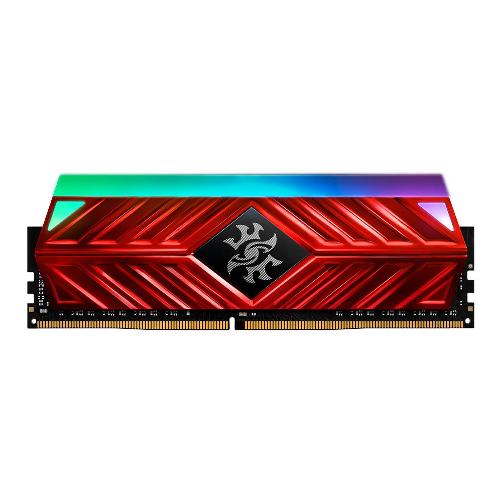 ADATA RAM GAMING XPG SPECTRIX D41 8GB DDR4 4133MHZ CL16 RGB