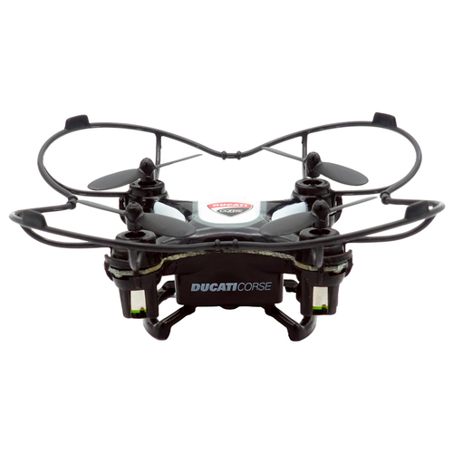 BUNDLE DROMOCOPTER DRONE DUCATICORSE +  PISTA INDOOR