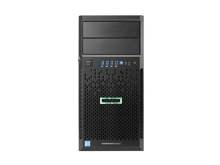 BUNDLE HPE SERVER TOWER ML30 GEN9 + HPE  HDD 1TB SATA 3,5 6G/S