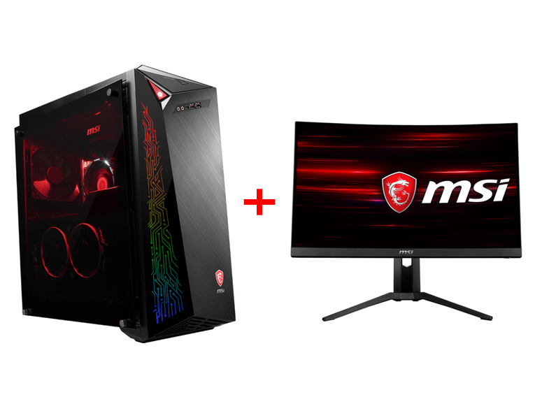 MSI BUNDLE INFINITE A 9S6-B91531-265 + MONITOR OPTIX MAG271CR