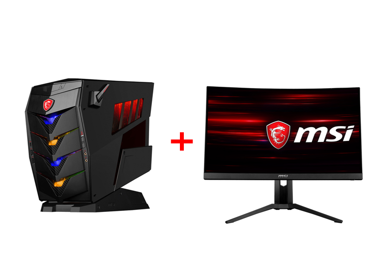 MSI BUNDLE AEGIS 3 9S6-B91811-014 + MONITOR OPTIX MAG271CR