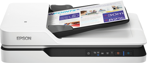 EPSON SCANNER DOCUMENTALE DS-1660W 1200DPI USB/WIRELESS