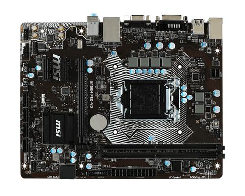 MSI MB B150M PRO-VD LGA1151 2*DDR4 PCI-E 6*SATAIII 6*USB 3.1 RENEWED BULK NO MASCHERINA/CAVI