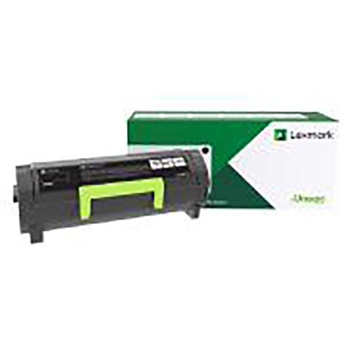 LEXMARK TONER NERO  PER B2338/2442/2546 (3.000PG) RETURN PROGRAM
