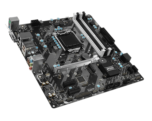 MSI MB B250 BAZOOKA LGA1151 4*DDR4 PCI-E 6*SATA3 6*USB3.1 ARSENAL GAMING