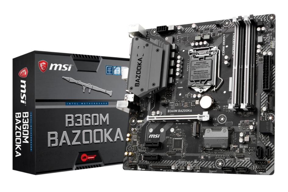 MSI MB B360M BA