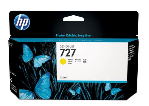 HP CART INK GIALLO DESIGNJET 727