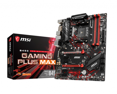 MSI MB AMD B450