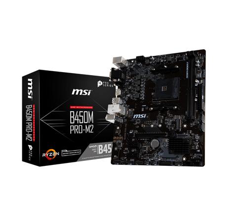 MSI MB B450M PRO-M2