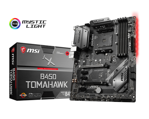 MSI MB AMD B450 TOMAHAWK