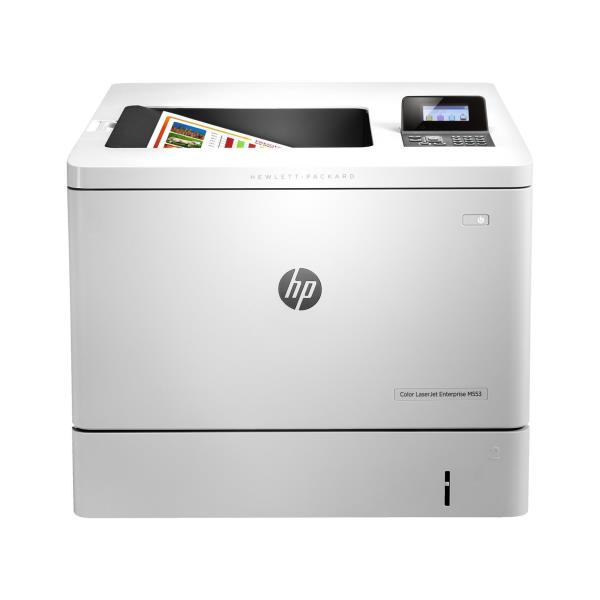 HP STAMP. LJ ENT. M552DN COLORI A4 33PPM 1200DPI FRONTE/RETRO USB/ETHERNET