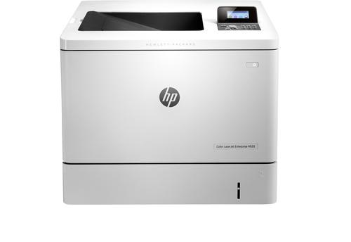 HP STAMP. LJ ENT. M553N COLORI A4 33PPM 600DPI USB/ETHERNET