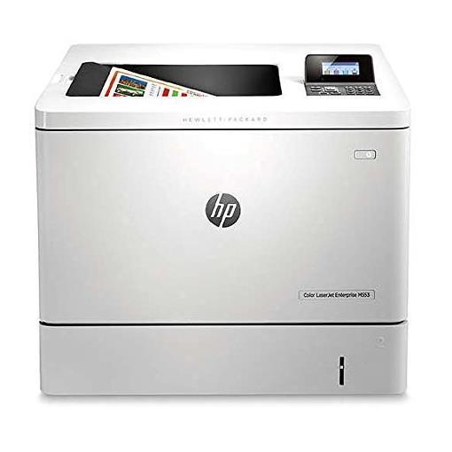 HP STAMP. LJ ENT. M553N COLORI A4 33PPM 600DPI USB/ETHERNET