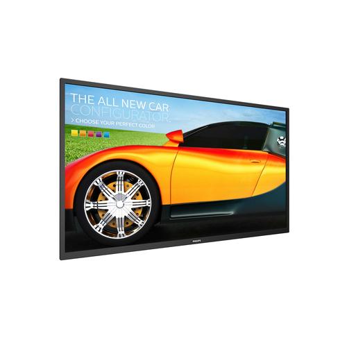 PHILIPS MONITOR LFD 32 MVA BDL3230QL 16:9 6.5MS 350CD/M FHD VGA/DVI/HDMI PORTA ETHERNET MULTIMEDIALE - 3 ANNI GARANZIA