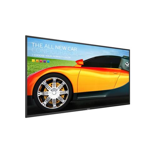PHILIPS MONITOR LFD 43 MVA BDL4330QL 16:9 6.5MS 350CD/M FHD VGA/HDMI PORTA ETHERNET MULTIMEDIALE - 3 ANNI GARANZIA