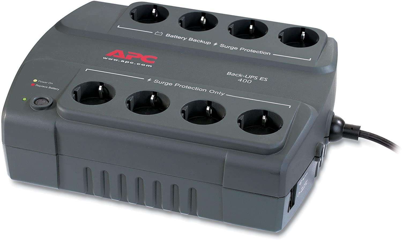 APC BACK UPS ES 400VA 230V ITA