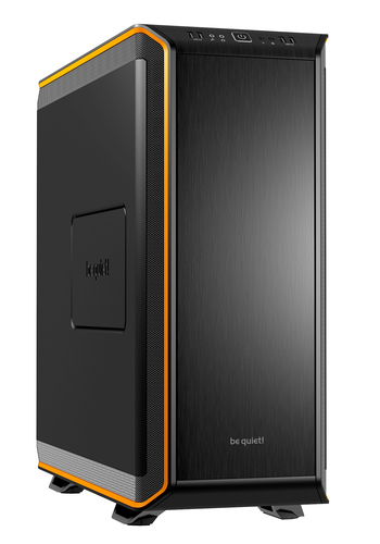BE QUIET! CASE ATX-EATX DARK BASE 900, 8 HDD SLOT, 2XUSB2.0, 2XUSB3.0, 1XAUDIO I/O, ORANGE