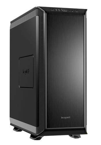 BE QUIET! CASE ATX-EATX DARK BASE 900, 8 HDD SLOT, 2XUSB2.0, 2XUSB3.0, 1XAUDIO I/O, BLACK