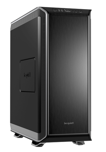 BE QUIET! CASE ATX-EATX DARK BASE 900, 8 HDD SLOT, 2XUSB2.0, 2XUSB3.0, 1XAUDIO I/O, SILVER