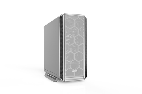 BE QUIET! CASE ATX SILENT BASE 802 WHITE, 2.5/3.5 HDD DRIVE, I/O AUDIO, 9 SLOT ESPANSIONE, 2X140MM F