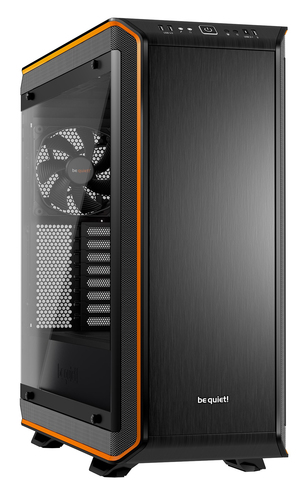 BE QUIET! CASE ATX-EATX DARK BASE PRO 900 REV. 2, 8 HDD SLOT, 2XUSB3.0, 1XUSB3.1 TYPE C, 1XAUDIO I/O, ORANGE