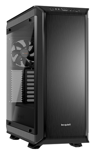 BE QUIET! CASE ATX-EATX DARK BASE PRO 900 REV. 2, 8 HDD SLOT, 2XUSB3.0, 1XUSB3.1 TYPE C, 1XAUDIO I/O, BLACK