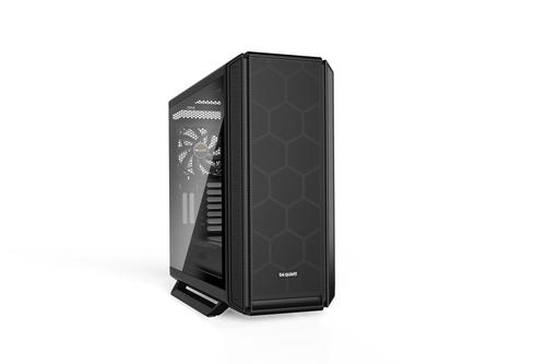 BE QUIET! CASE ATX SILENT BASE 802 WINDOW BLACK, 2.5/3.5 HDD DRIVE, I/O AUDIO, 9 SLOT ESPANSIONE, 2X