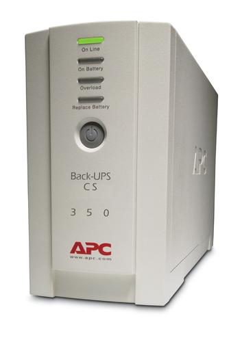 APC BK350EI BACK-UPS CS 350 VA
