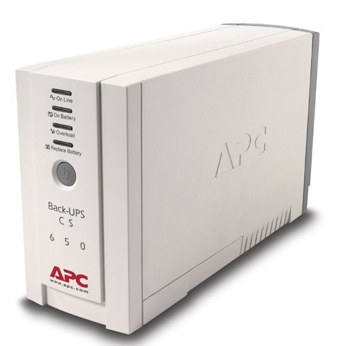 APC BK650EI BACK-UPS 650 VA