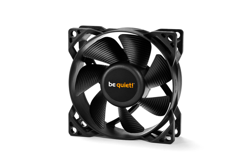 BE QUIET! VENTOLA CASE PURE WINGS 2 PWM 80MM, 1900RPM, MODULAR