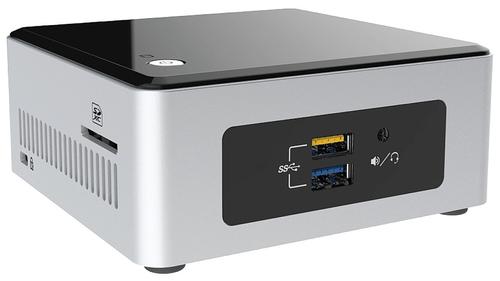 INTEL MINI PC NUC N3050 2,16GHZ HD GRAPHICS SATA3 SD CARD SLOT