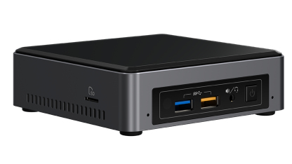 INTEL MINI PC NUC I3-7100U 2,40GHZ HD620 M.2