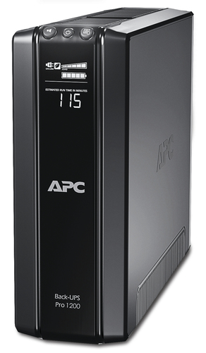 APC POWER SAVING BACK UPS PRO 1200VA/720W 230V