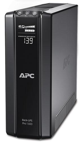 APC BR1500GI UPS PRO 1500VA/865W 230V
