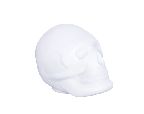 BIG BEN LUMINUS SKULL SPEAKER BLUETOOTH RGB INGRESSI USB/AUX 23CM