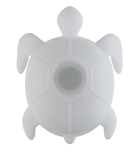 BIG BEN LUMINUS TURTLE SPEAKER BLUETOOTH RGB OUTDOOR(IPX7) INGRESSI USB/AUX 40X30X15CM