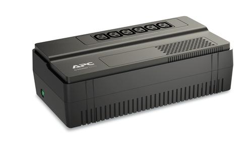 APC BACK-UPS 1KVA 600W 230V AC, USCITA 6xIEC