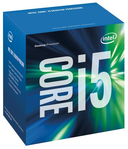 INTEL CPU KABYLAKE I5-7600K 4 CORE 3,80GHZ SOCKET LGA1151 6MB CACHE BOX SENZA DISSIPATORE