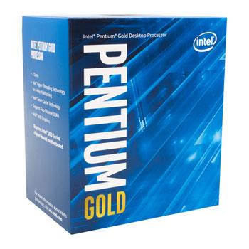 INTEL CPU COFFEE LAKE PENTIUM DUAL CORE G5600 3.90GHZ SOCKET LGA1151 4MB CACHE BOXED